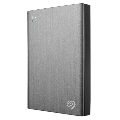 Seagate 1TB Wireless Plus Mobile HDD with Built-In Wi-Fi