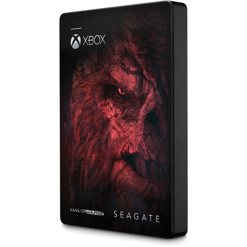 Seagate 2TB Game Drive for Xbox 360 or Xbox One (Halo Wars 2 Edition)