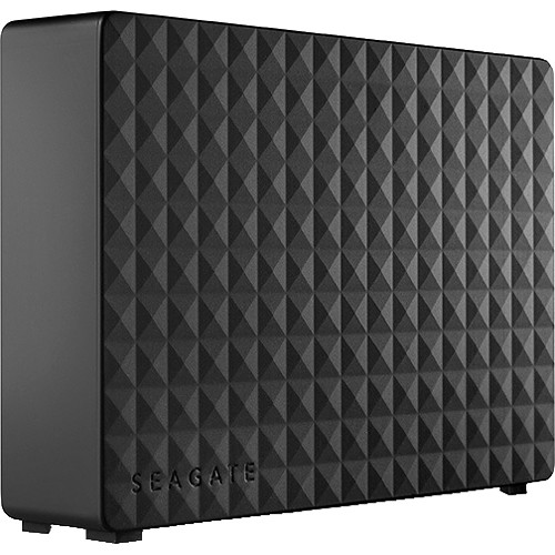 Seagate 14TB Expansion Desktop USB 3.0 External Hard Drive