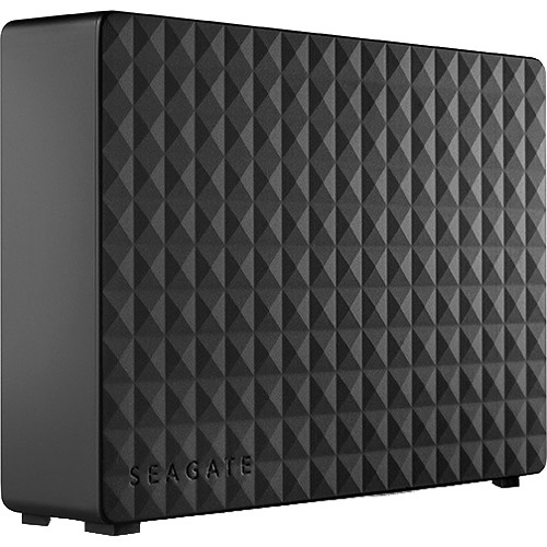 Seagate 8TB Expansion Desktop USB 3.0 External Hard Drive
