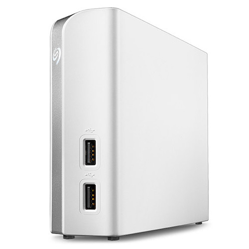 Seagate 8TB Desktop Drive with Integrated USB Hub for Mac