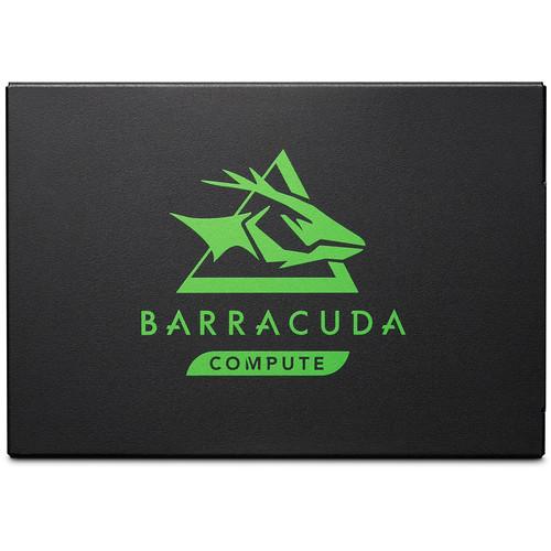 "Seagate 500GB BarraCuda 120 SATA III 2.5"" Internal SSD"