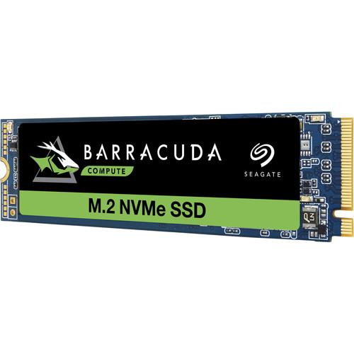Seagate 1TB BarraCuda 510 M.2 PCIe NVMe Internal SSD