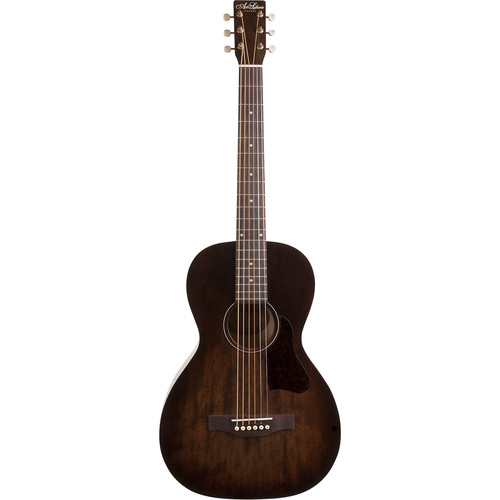 Seagull Guitars A&L Roadhouse A/E Parlor-Style Acoustic/Electric Guitar (Bourbon Burst)