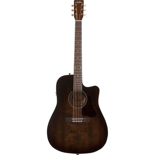 Seagull Guitars A&L Americana Bourbon Burst CW QIT Guitar