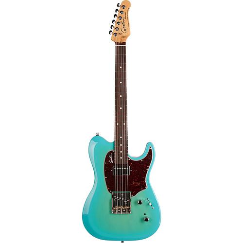 Seagull Guitars Guitar Custom T 59 Coral Blue RN