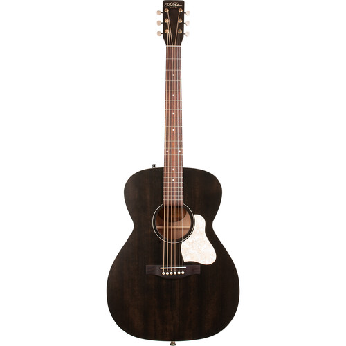 Seagull Guitars A&L Legacy Concert Hall Acoustic Guitar (Faded Black)