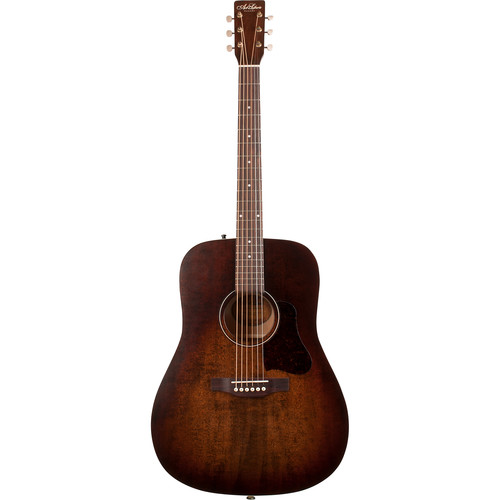 Seagull Guitars A&L Americana Dreadnought-Style Acoustic Guitar (Bourbon Burst)