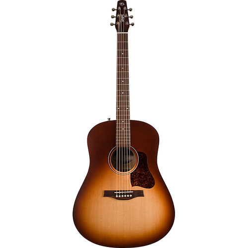 Seagull Guitars Entourage Autumn Burst CW Acoustic Guitar (Right-Handed, Semi-Gloss)