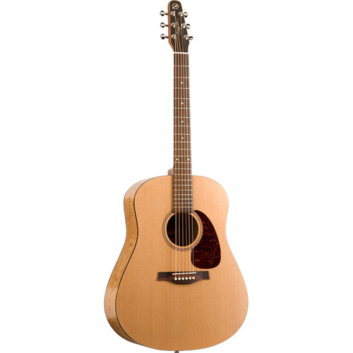 Seagull Guitars S6 Original Acoustic Guitar (Natural Semi-Gloss)