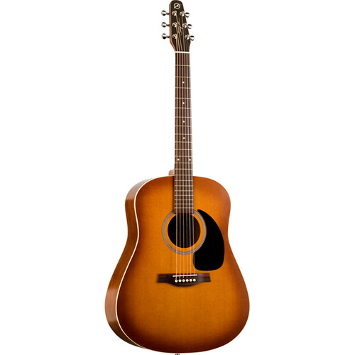 Seagull Guitars Entourage Rustic Acoustic Guitar (Rustic Burst)