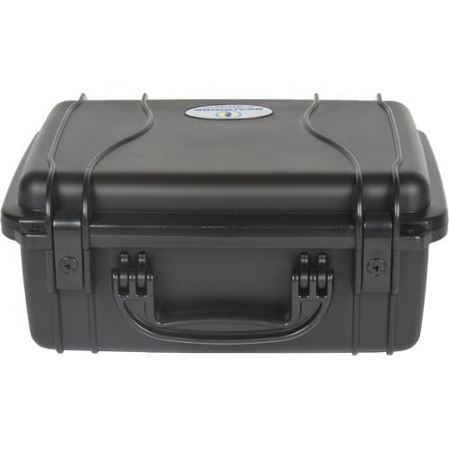 Seahorse 520 Protective Case withPlastic Keyed Locks(Foam, Black)