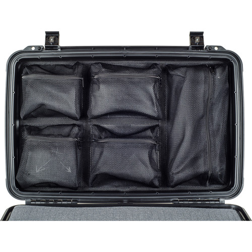 Seahorse Lid Organizer for SE-920 Case (Black)