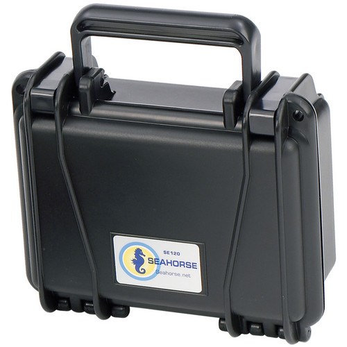 Seahorse SE-120 Hurricane Series Case without Foam (Black)