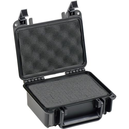 Seahorse SE-120 Hurricane Series Case with Foam (Black)