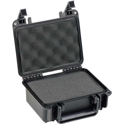 Seahorse SE-120 Hurricane Series Case with Foam (Black)