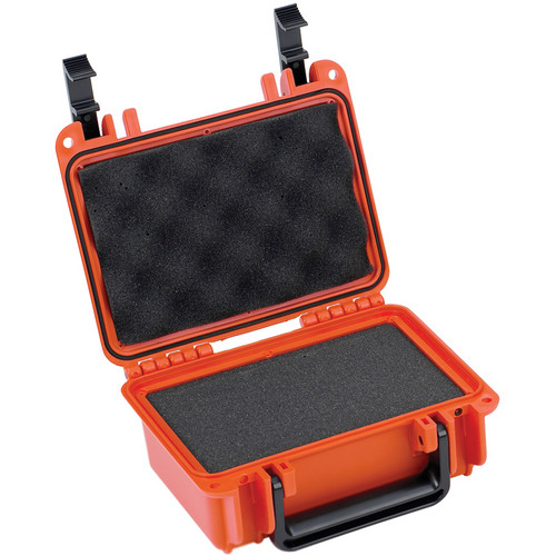 Seahorse SE-120 Hurricane Series Case with Foam (Orange)
