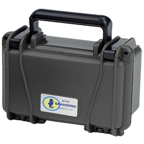Seahorse SE-120 Hurricane Series Case without Foam (Gunmetal)