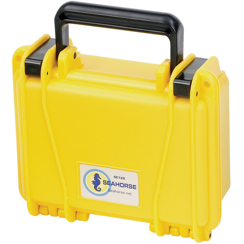 Seahorse SE-120 Hurricane Series Case without Foam (Yellow)