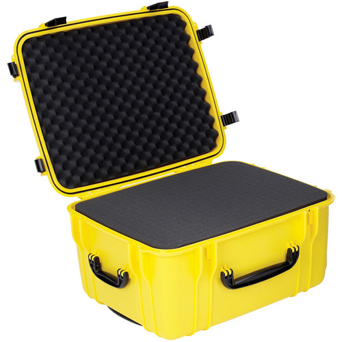 Seahorse SE-1220 Hurricane SE Series Case with Foam (Yellow)