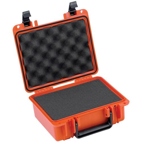 Seahorse SE-300 Hurricane Series Seahorse Case with Foam (Orange)