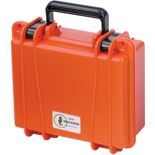 Seahorse SE-300 Hurricane Series Case without Foam (Orange)