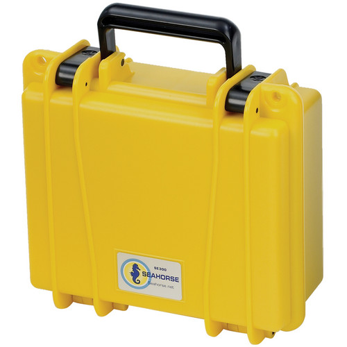 Seahorse SE-300 Hurricane Series Case without Foam (Yellow)