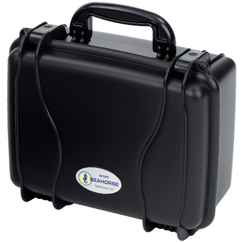 Seahorse SE-520 Hurricane Series Case without Foam (Black)