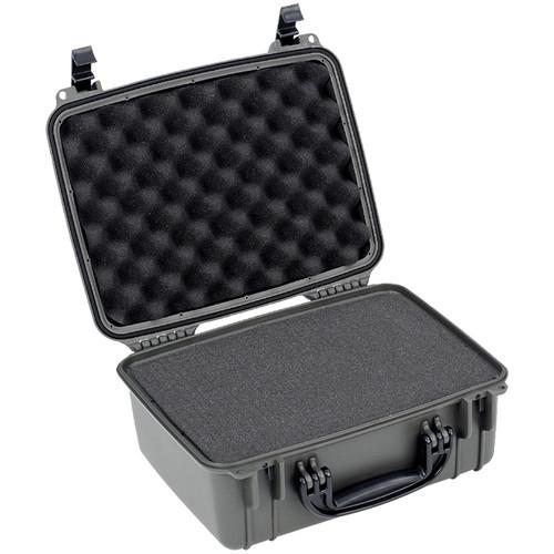 Seahorse SE-520 Hurricane Series Case with Foam (Gunmetal)