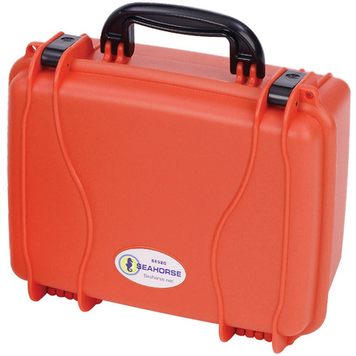 Seahorse SE-520 Hurricane Series Case without Foam (Orange)