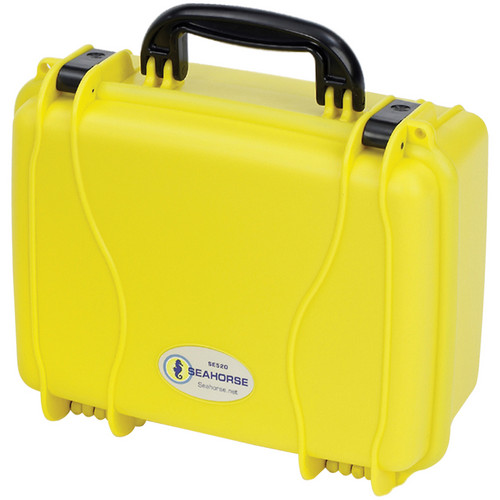 Seahorse SE-520 Hurricane Series Case without Foam (Yellow)