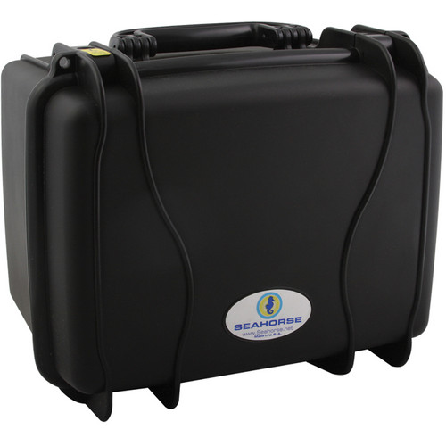Seahorse SE-540 Hurricane Series Case without Foam (Black)
