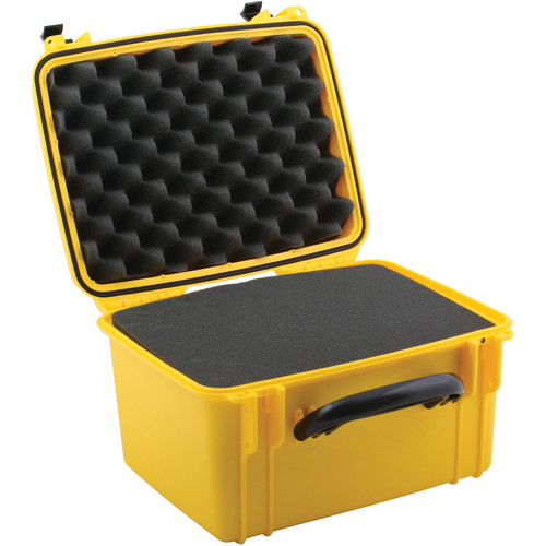 Seahorse SE-540 Hurricane Series Seahorse Case with Foam (Yellow)