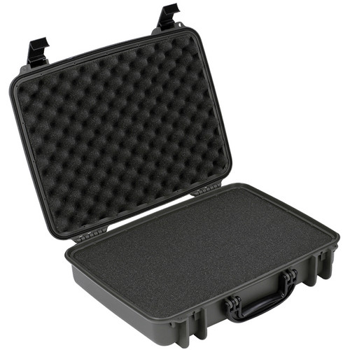 Seahorse SE-710 Hurricane Series Case with Foam (Gunmetal)