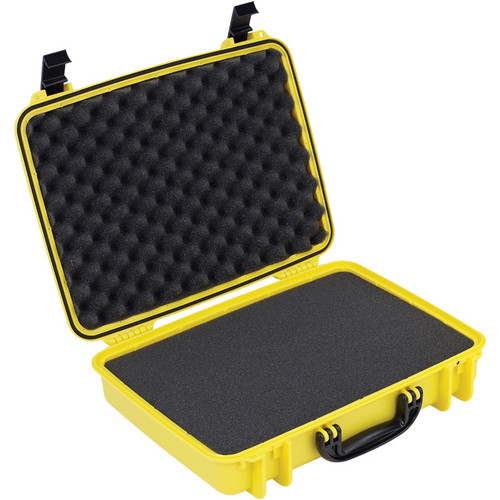 Seahorse SE-710 Hurricane Series Case with Foam (Yellow)