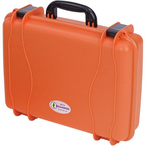 Seahorse SE-710 Hurricane Series Case without Foam (Orange)