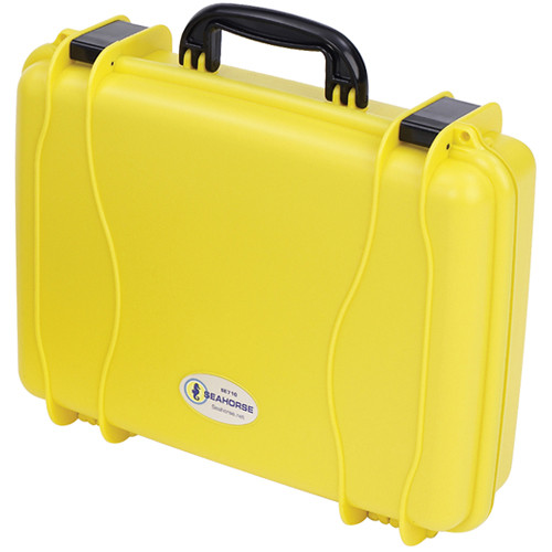 Seahorse SE-710 Hurricane Series Case without Foam (Yellow)