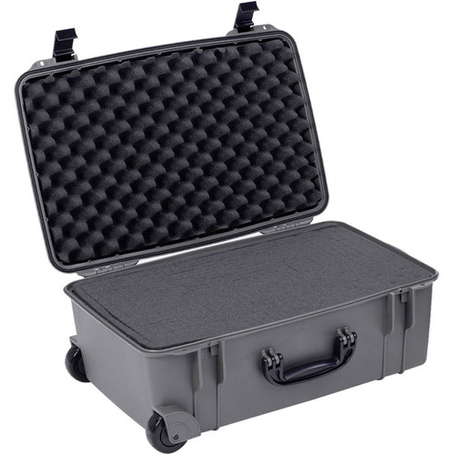 Seahorse SE-920 Hurricane SE Series Case with Foam (Gunmetal)