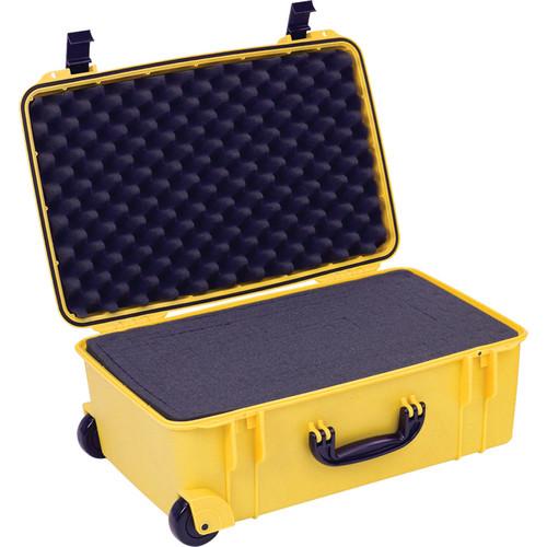 Seahorse SE-920 Hurricane SE Series Case with Foam (Yellow)
