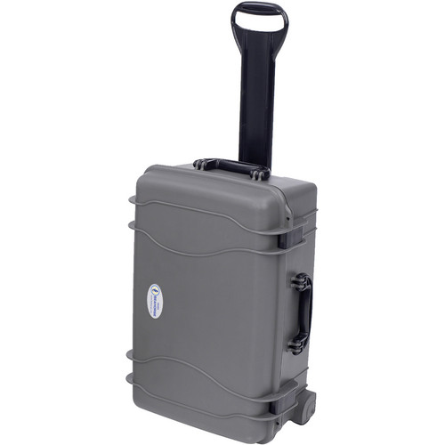 Seahorse SE-920 Hurricane SE Series Case without Foam (Gunmetal)