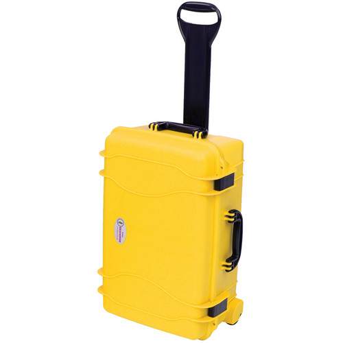 Seahorse SE-920 Hurricane SE Series Case without Foam (Yellow)