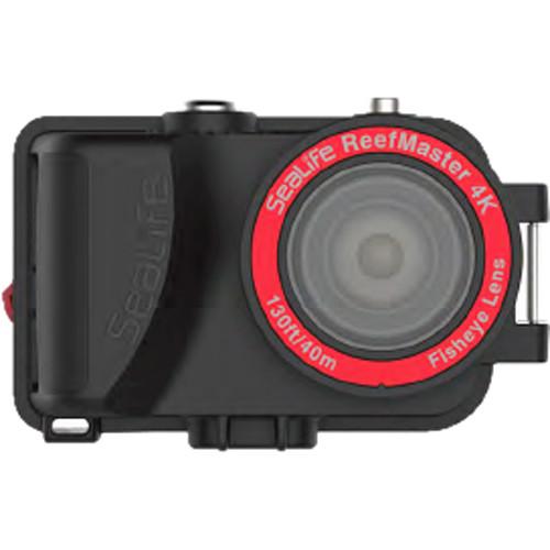 SeaLife ReefMaster RM-4K Ultra Compact Digital Underwater Camera