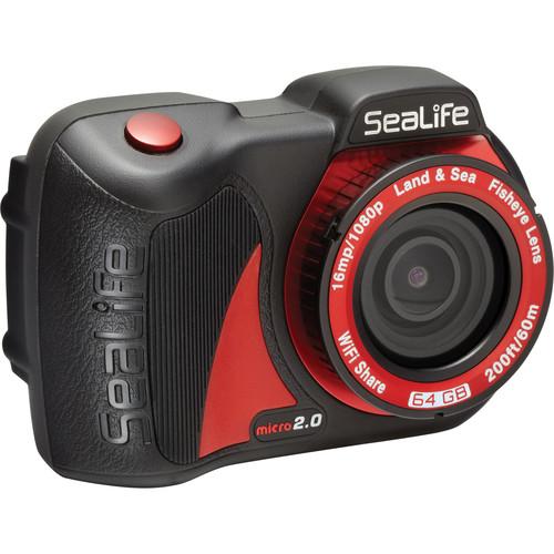SeaLife Micro 2.0 Underwater Digital Camera (64GB)
