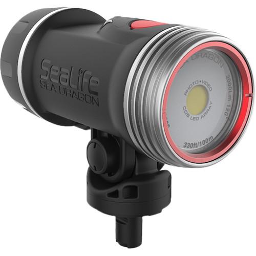 SeaLife Sea Dragon 2000F Photo-Video Dive Light Head