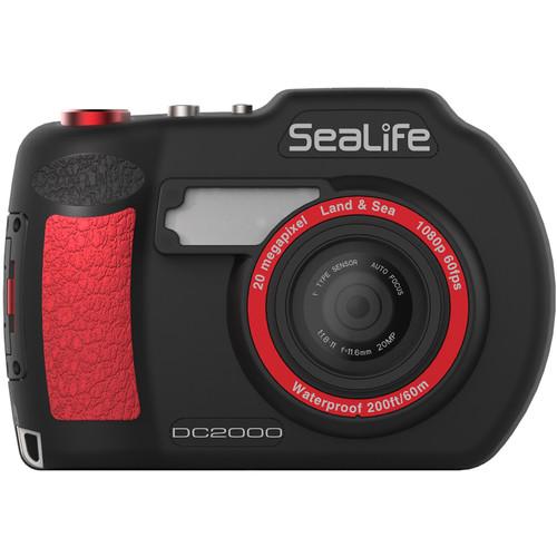 SeaLife DC2000 Digital Underwater Camera