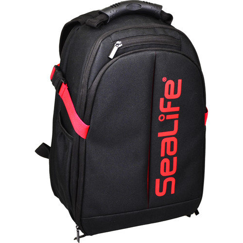SeaLife Photo Pro Backpack (Black)