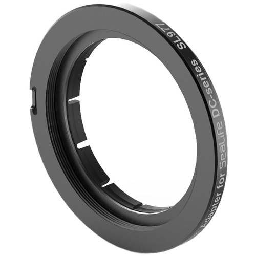SeaLife 52mm Thread Adapter for DC-Series Cameras