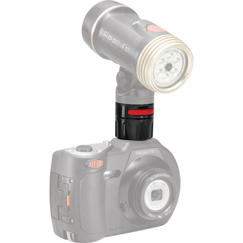 SeaLife Flex-Connect Cold Shoe Mount for Underwater Lights