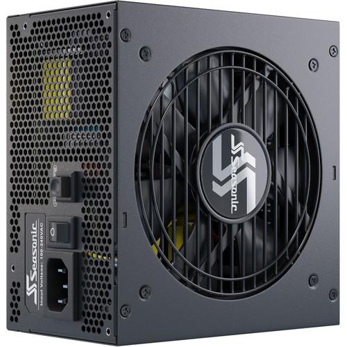 SeaSonic Electronics FOCUS GX Series 750W 80 Plus Gold Modular ATX Power Supply