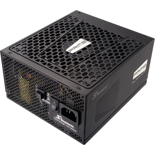 SeaSonic Electronics PRIME 1000W 80 Plus Platinum Modular ATX Power Supply